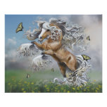 Dances With Butterflies Poster