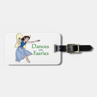 Dances with Faeries Bag Tags