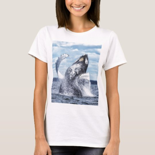 Dances with Whales T-Shirt