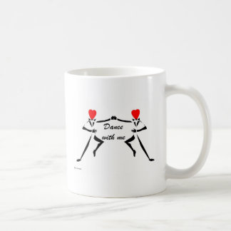 DanceWithMe Coffee Mug