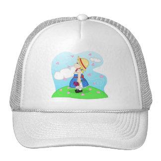 Dancin' Hearts Hat