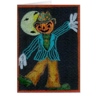 Dancin' Jack Card