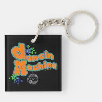 Dancin' Machine Keychains