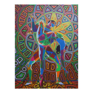 Dancing - 2011 print