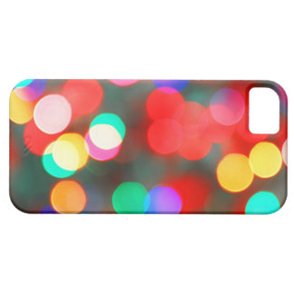 Dancing Abstract Lights iPhone SE/5/5s Case