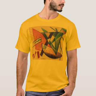 Dancing Abstract Shapes Shirt