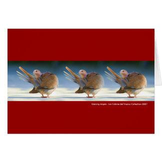 Dancing Angels III Cards