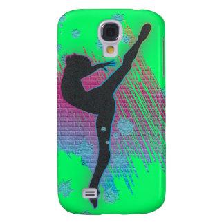 Dancing Artist Phone cases Green