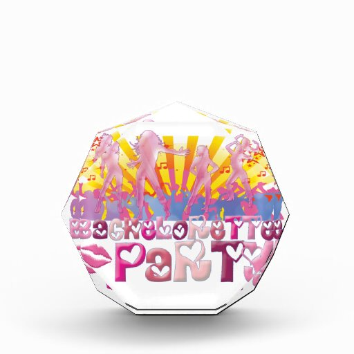 dancing bachelorette party club party retro fun award