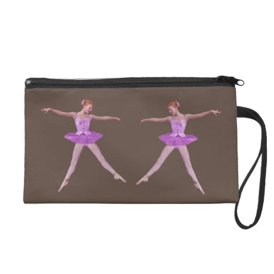 Dancing Ballerinas Bagettes Accessory Bag