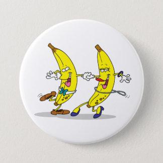 Dancing Bananas Button