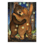 Dancing Bear Card