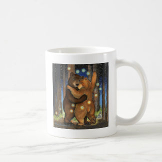 Dancing Bear Coffee Mug