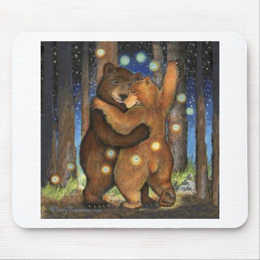 Dancing Bear Mousepads