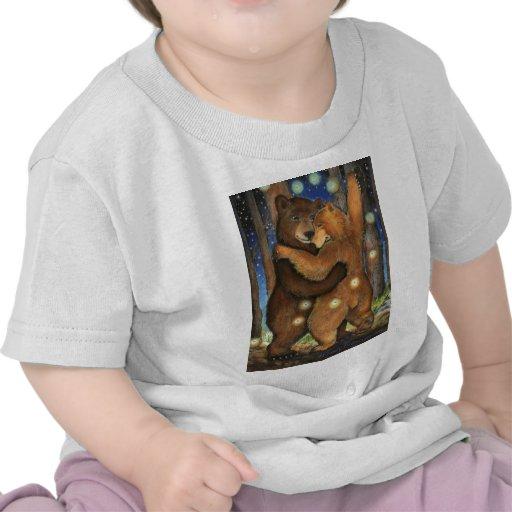Dancing Bear T Shirt