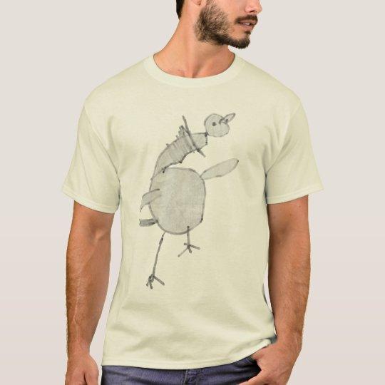Dancing bird T-Shirt