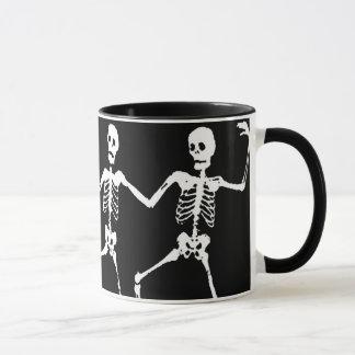 Dancing Bones Mug