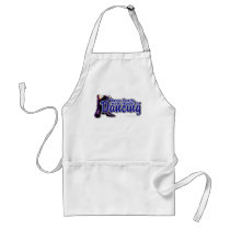 Dancing Boots Adult Apron