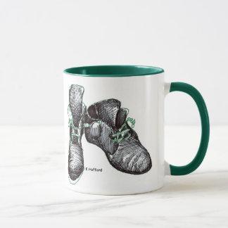 Dancing Boots Mug