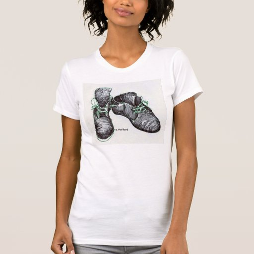 Dancing Boots Tee Shirt