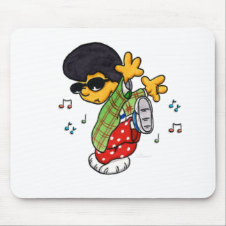 Dancing Boy Mouse Pad