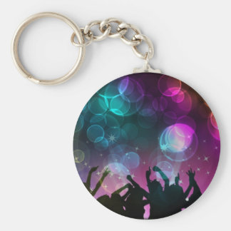 Dancing bubbles! keychain