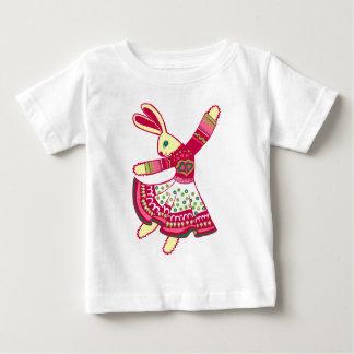 Dancing Bunny Infant T-shirt