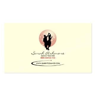 Dancing Business Card