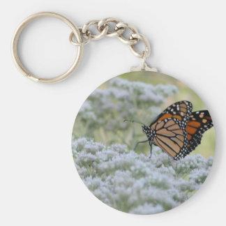 Dancing Butterfly Keychain