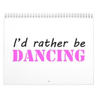 Dancing Calendar