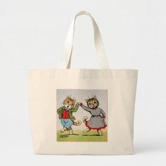 Dancing Cats Bags