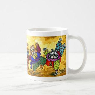Dancing Cats Mug