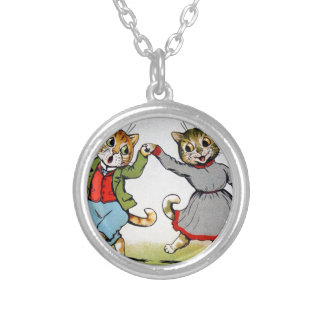 Dancing Cats Jewelry