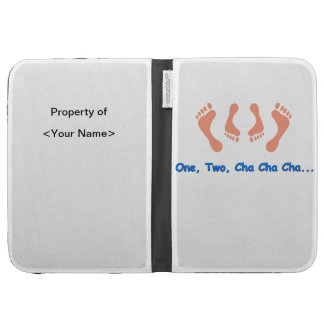 Dancing Cha Cha Feet Cases For The Kindle