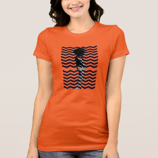 Dancing Cherub Pop Art T-Shirt