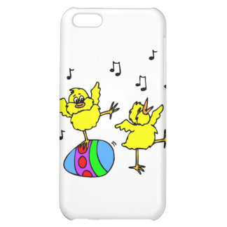 Dancing chickens iPhone 5C cover