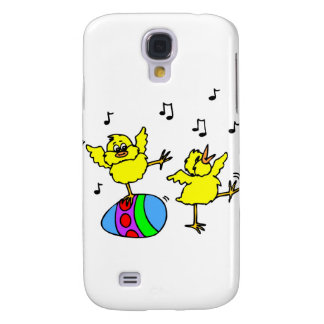 Dancing chickens samsung galaxy s4 covers