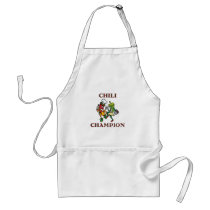 Dancing Chili Peppers Chili Champion Apron
