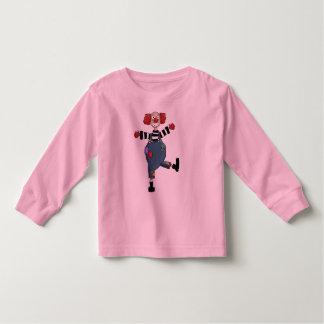 Dancing Circus Clown T-shirts