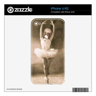 Dancing clone skin for the iPhone 4