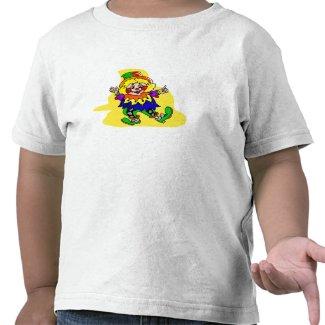 Dancing Clown shirt