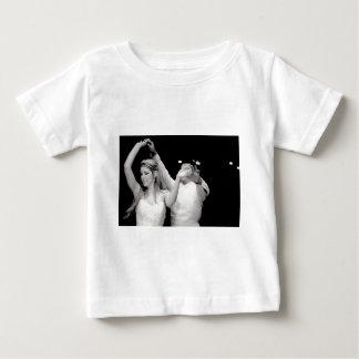 Dancing Couple Baby T-Shirt