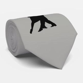 DANCING COUPLE NECK TIE