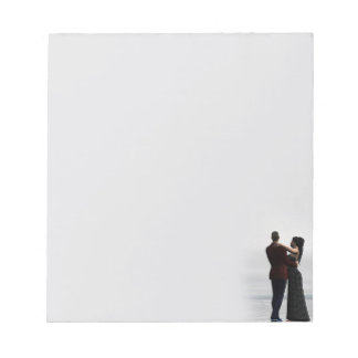 Dancing Couple Notepad