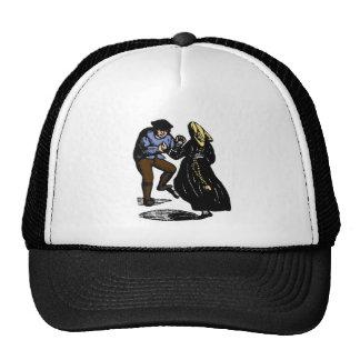 Dancing Couple Trucker Hat