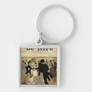 Dancing Couples Keychains