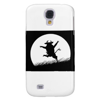 Dancing Cow Samsung Galaxy S4 Cover