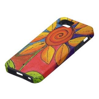 Dancing Daisy iPhone 5 Covers