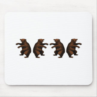 DANCING DAYS MOUSE PAD