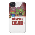 Dancing Dead iPhone 4 Covers